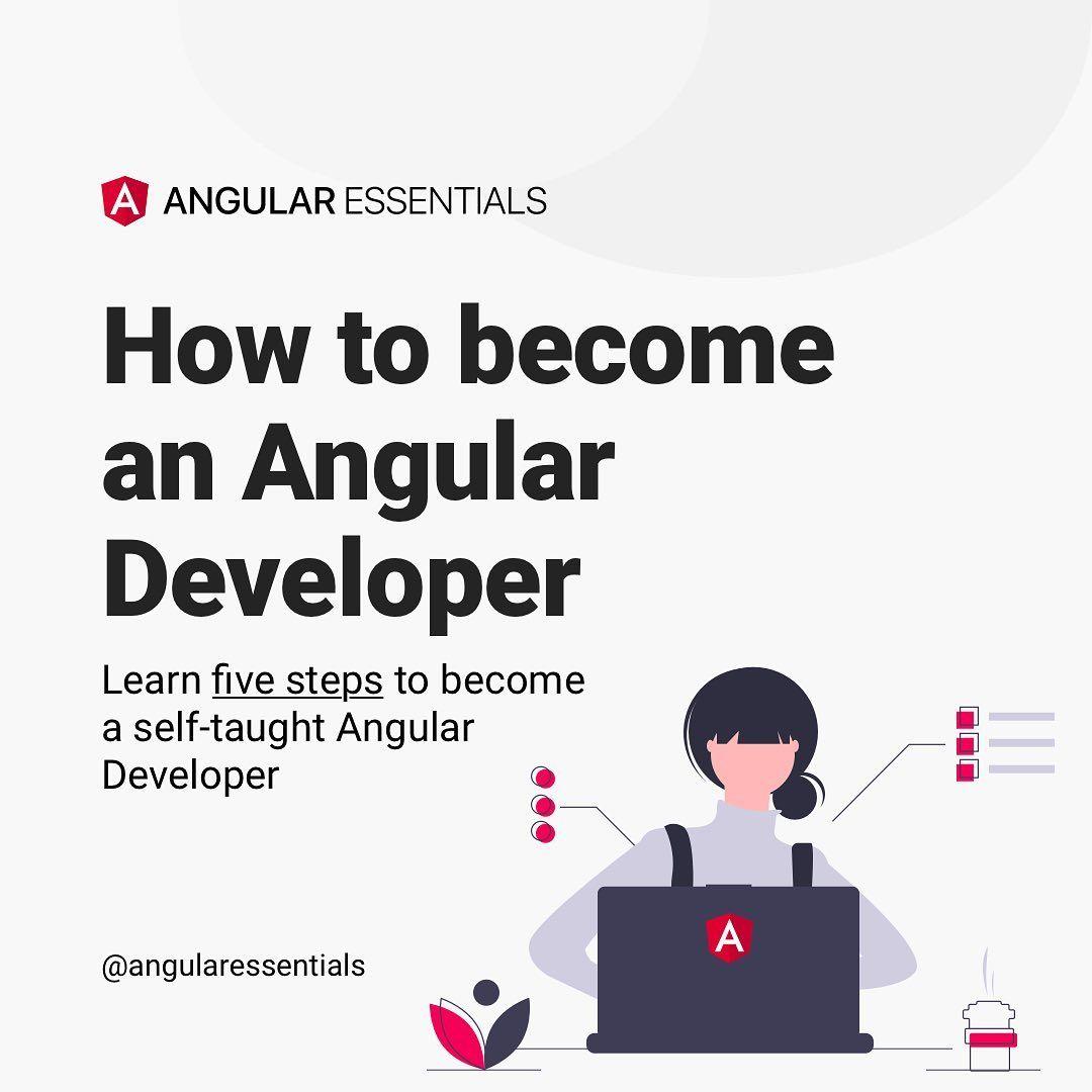 How to become an angular