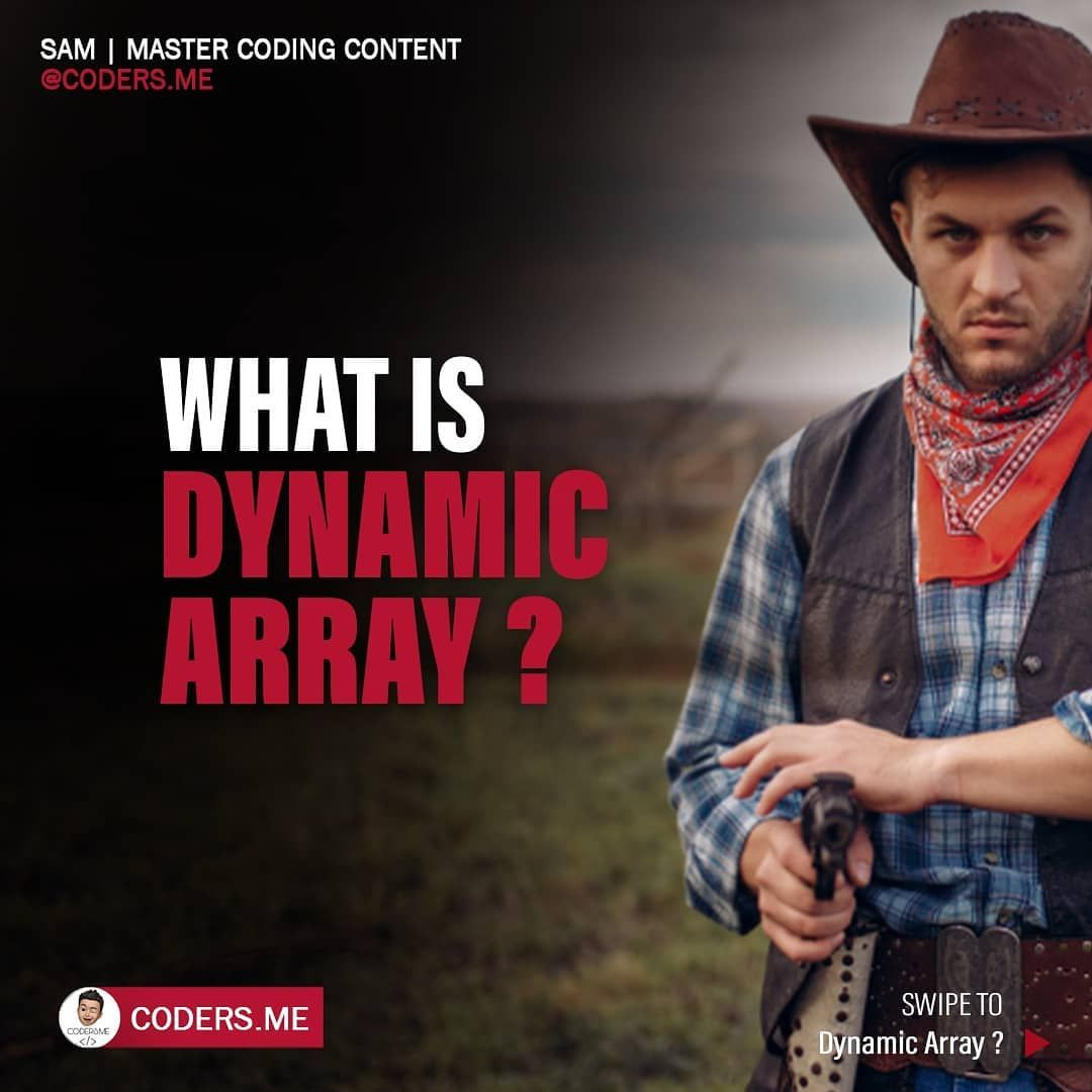 What is dynamic array