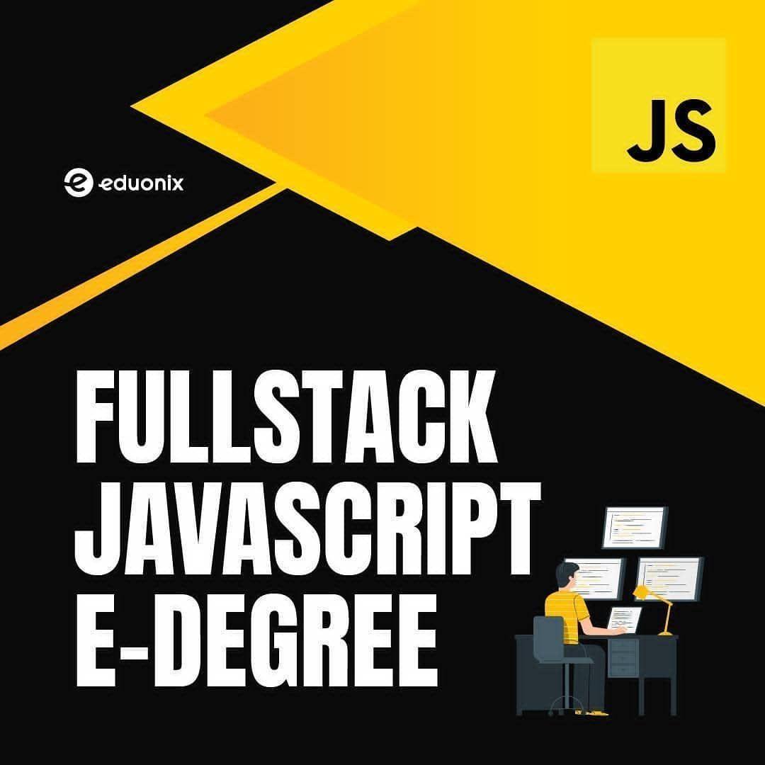 Fullstack javascript e degree