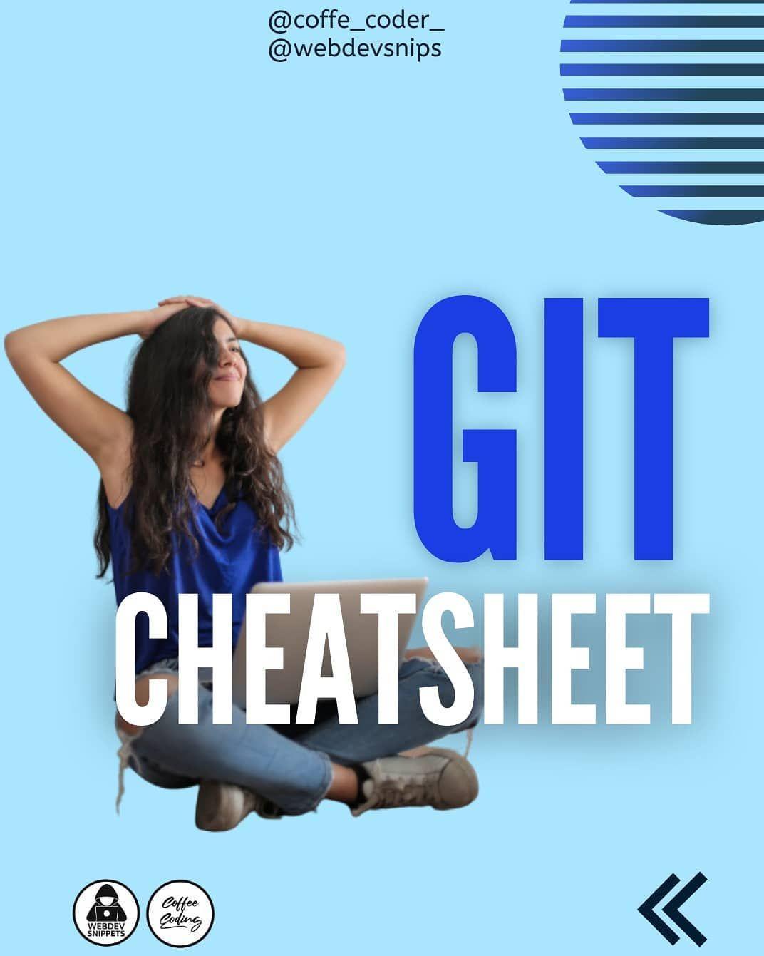 Git cheatsheet