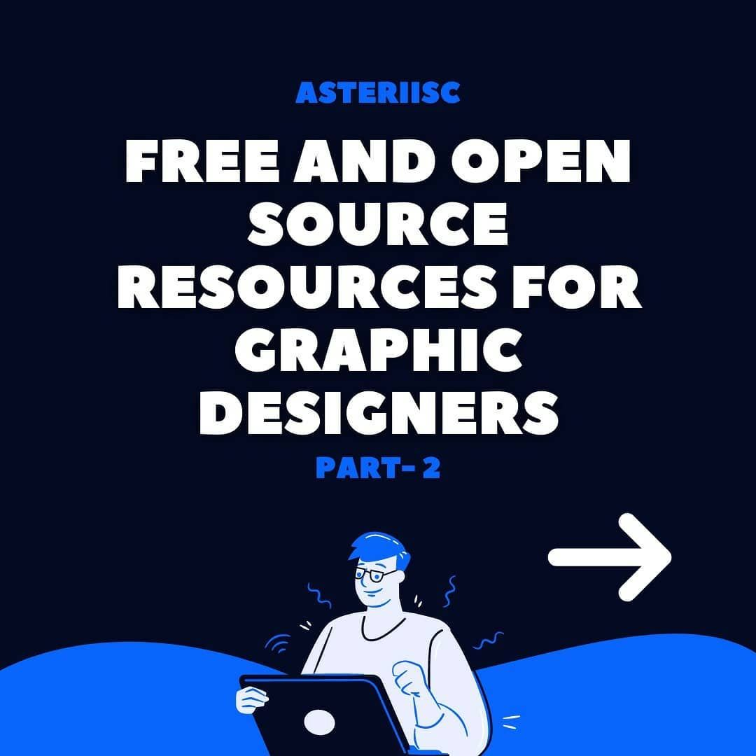 Free open source resources for graphic designer parte 2