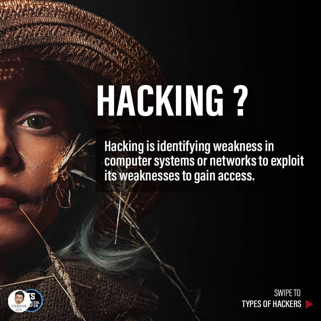 Everything about hacking