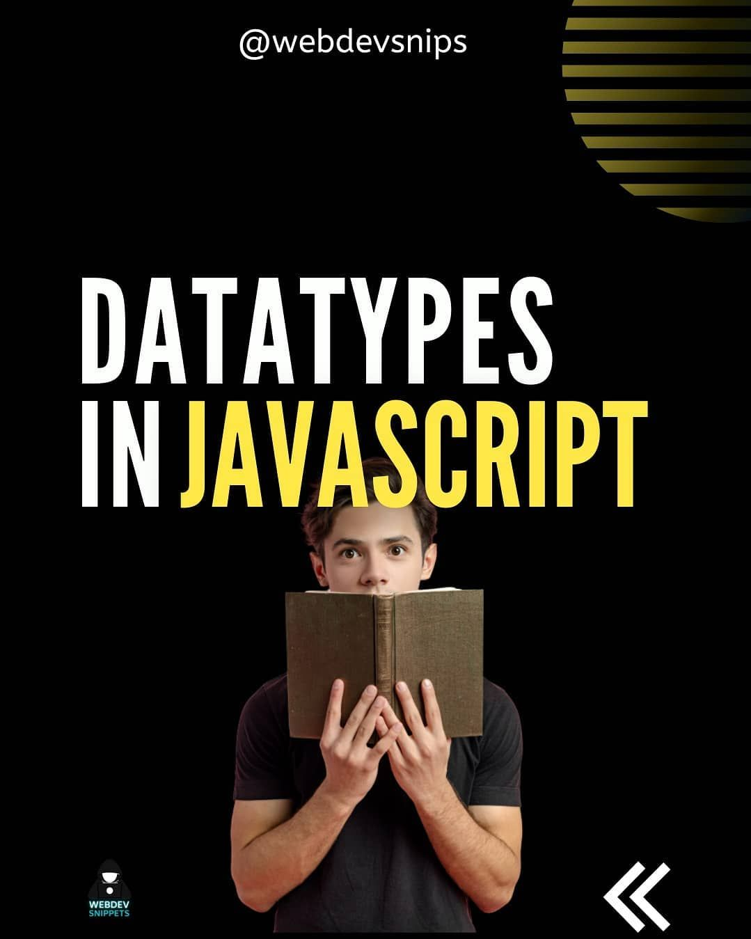 Datatypes in javascript