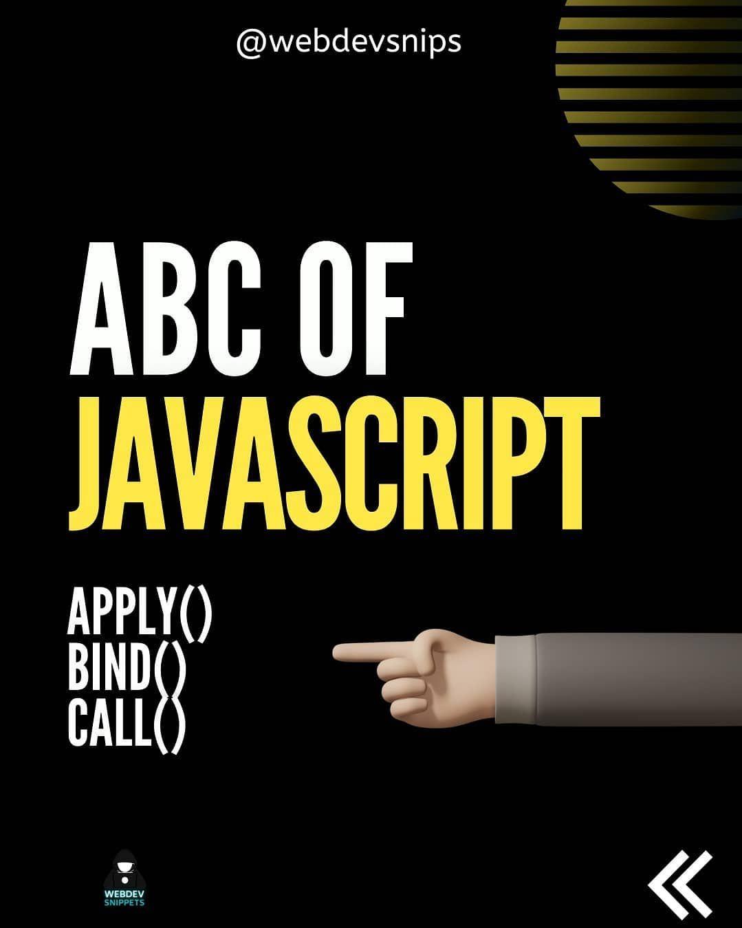 abc of javascript