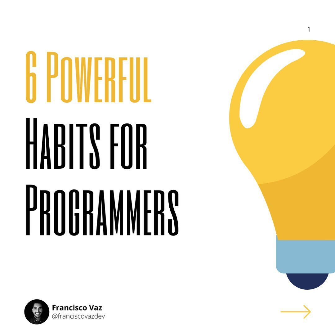 6-powerful-habits-for-programmers