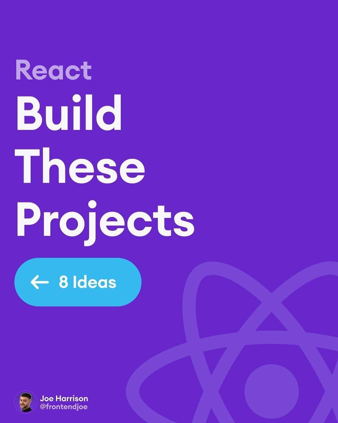 Build these projects