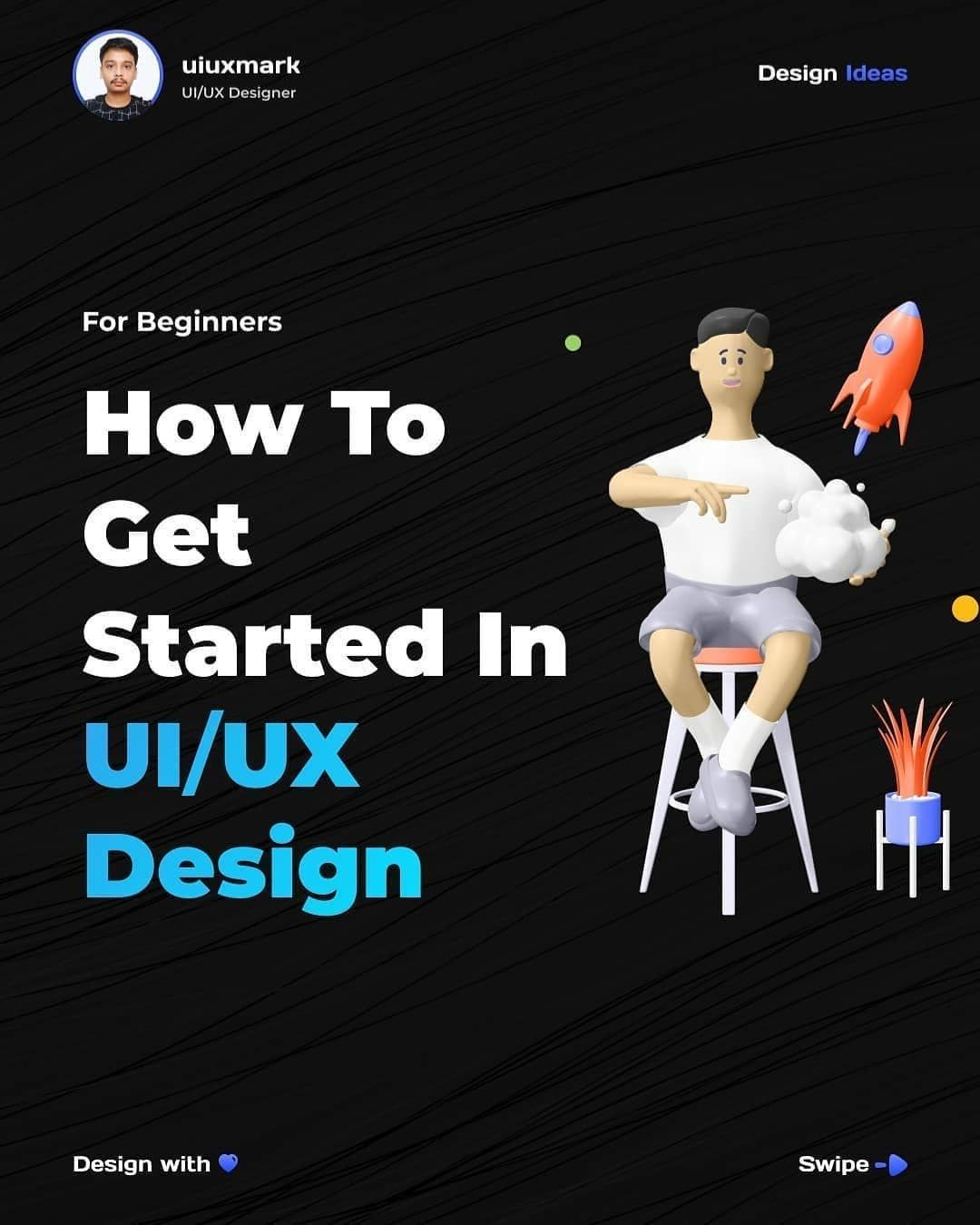 How to get started in ui ux design