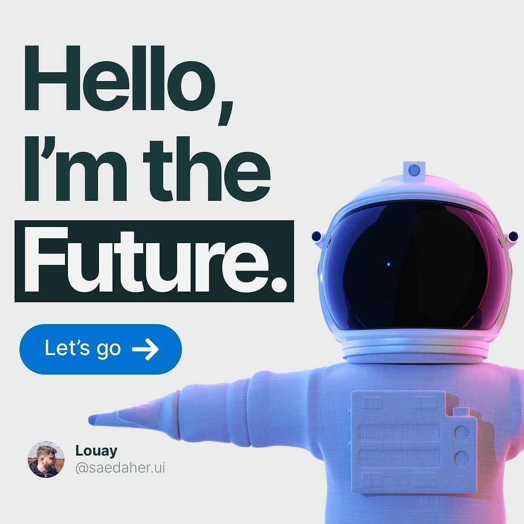 Hello im the future