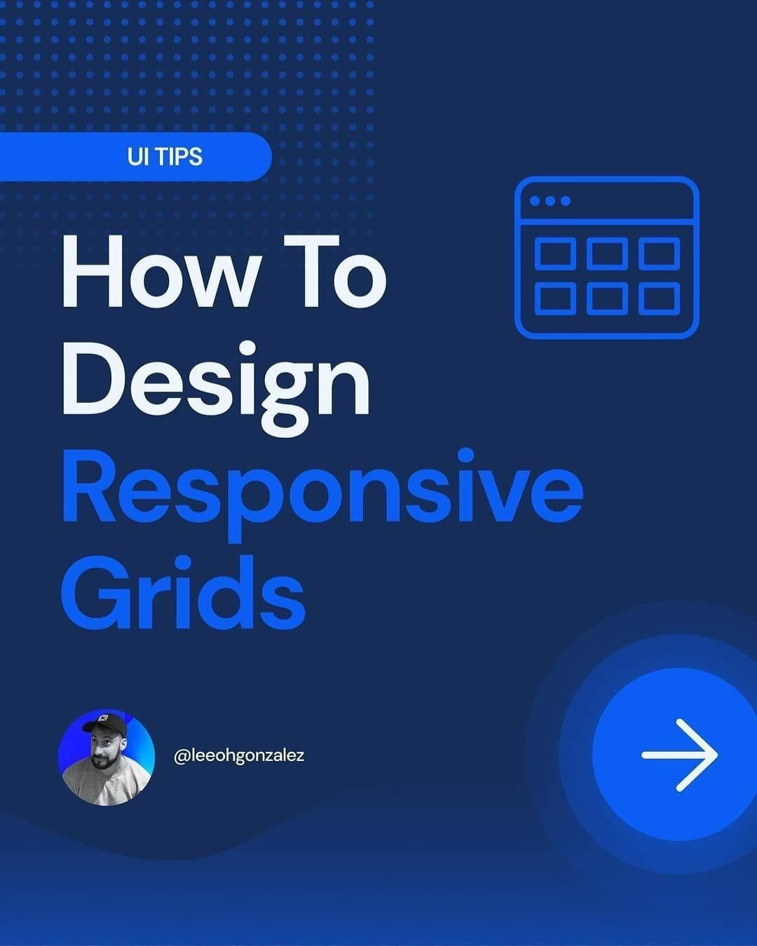 How to design responsive grids